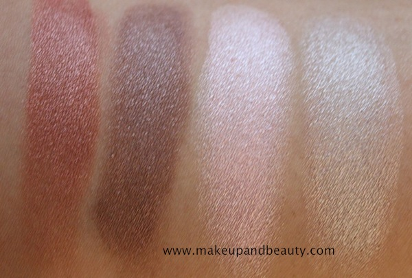 colorbar baked blush swatches