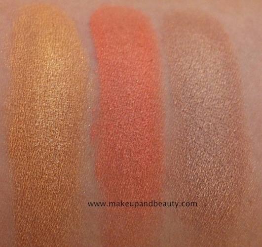 colorbar shimmer magic baked blush swatches
