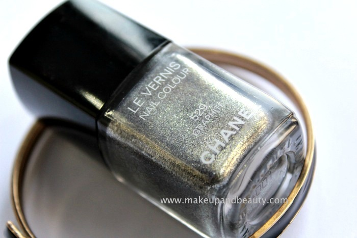 graphite 05 All Chanel Nail Paints Photos, Swatches