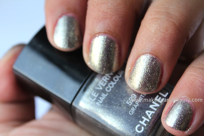 graphite 529 All Chanel Nail Paints Photos, Swatches