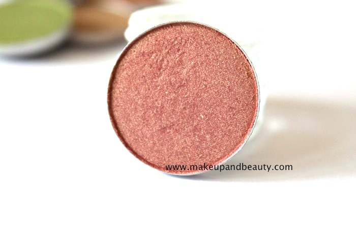 MAC Expensive Pink Eyeshadow Review, Swatch, FOTD Overall rating: 0 ...