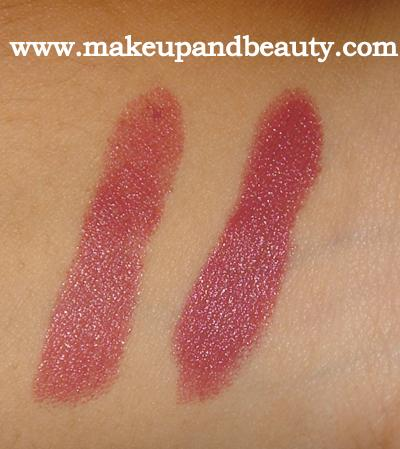 swatches1 MAC Fast Play Amplified Creme Lipstick Review