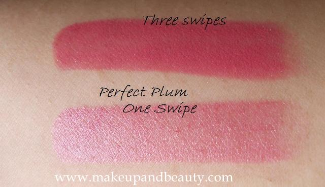 Plum Perfect Swatches