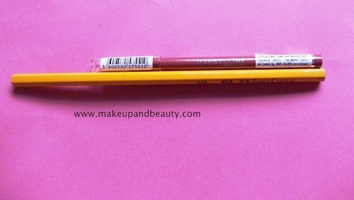 Lip liner- by maybelline