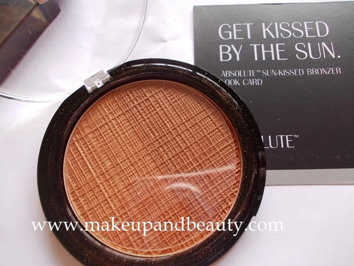 Lakme Absolute Bronzer Review