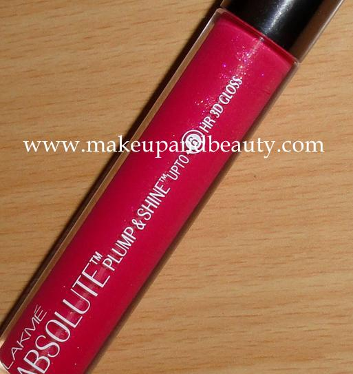 Lakme Absolute Lip Gloss