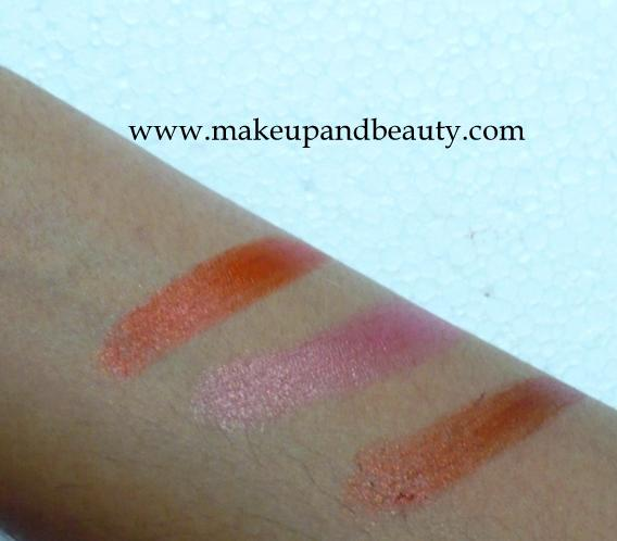 Lipsticks Jordana Lipsticks in Shade Amber, Bronze and All Spicy