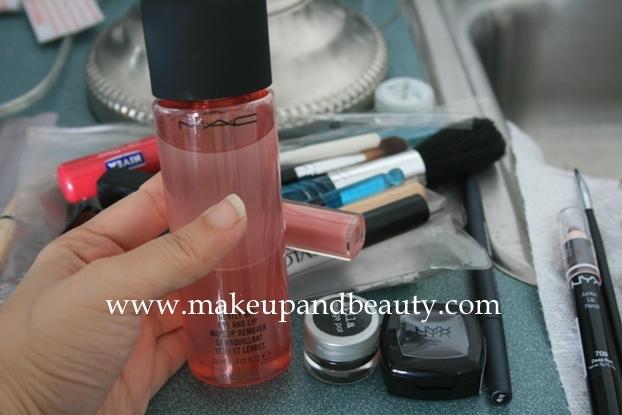 MAC makeup remover