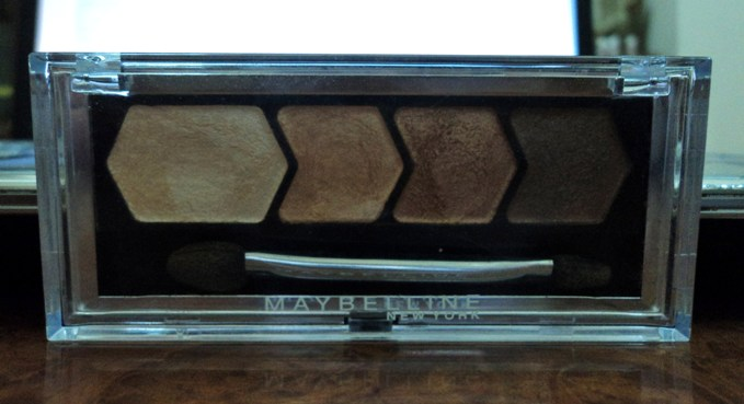Maybelline Eye Studio Give Me Gold Color Plush Silk Eyeshadow