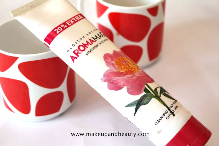 aroma magic strawberry facewash