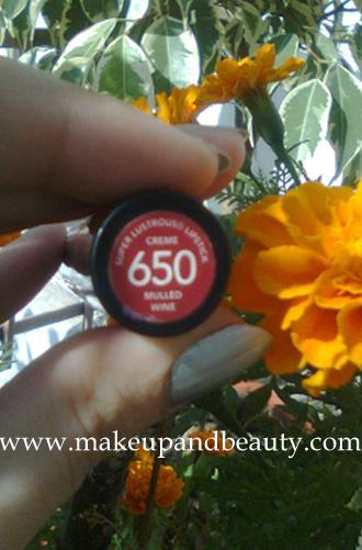 Revlon lipstick shades with number and price in india