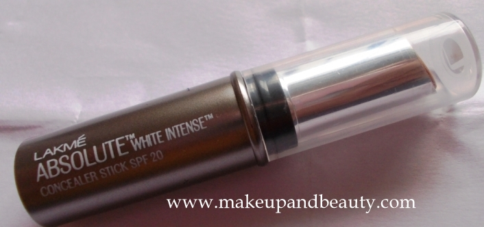 Lakme Absolute White Intense Concealer Stick with SPF 20