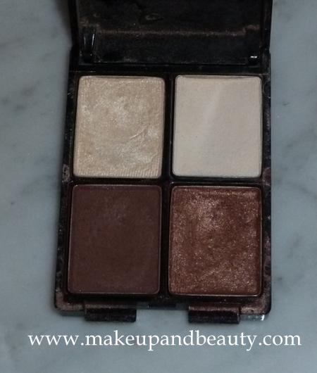 Lancome Maquiriche Eyeshadow Quad