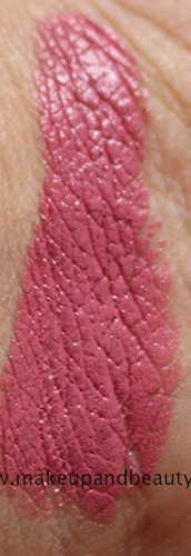 YSL rouge volupte lipstick swatch