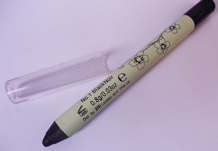 Pixi Endless Silky Eye Pen No.1 Black Noir Review