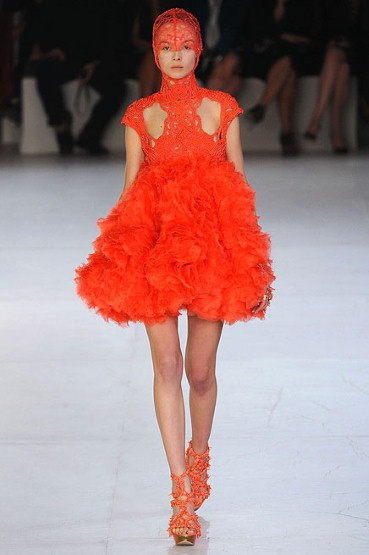 Color of the Year – Tangerine Tango