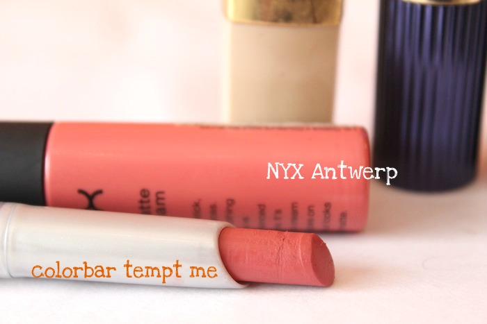 NYX Antwerp, Colorbar Tempt Me