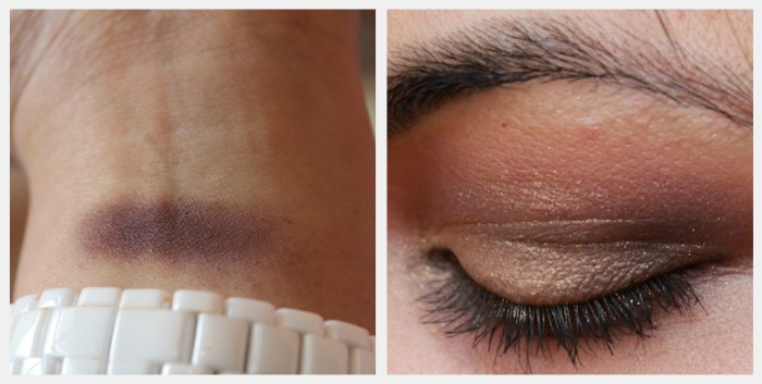 MAC sketch look swatch MAC Sketch Eyeshadow Review, Swatch, Look
