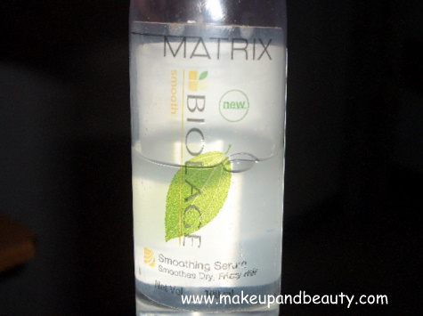 Matrix-Biolage-Smoothing-Hair-Serum