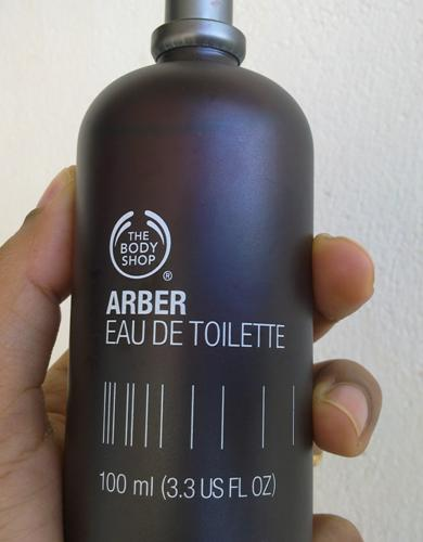 The Body Shop Arber Eau de Toilette