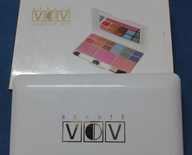 VOV Eyeshadow and Blusher Makeup Kit Review