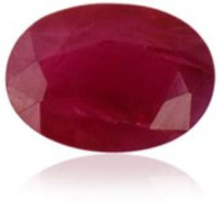 ruby oval low