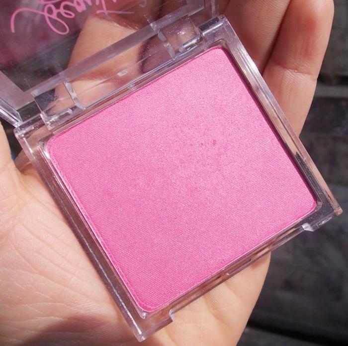 Victoria's Secret flutter blush