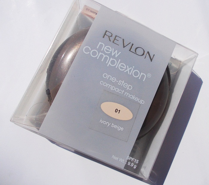 Revlon New Complexion One Step Compact Makeup Review