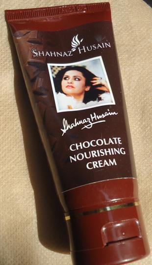 Shahnaz Husain Chocolate Nourishing Cream Review