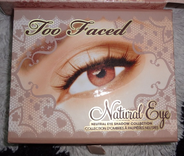 Too+Faced+Natural+Eye+Neutral+Eyeshadow+Collection Too Faced Natural Eye Neutral Eyeshadow Collection