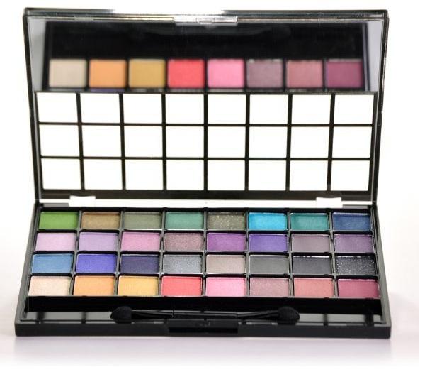 elf 32 colors eyeshadow palette
