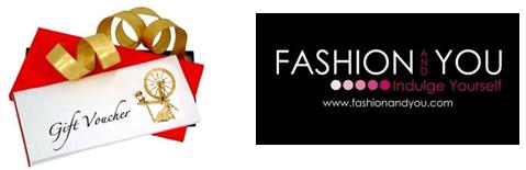 Rs. 10000 Gift Voucher from FashionandYou.com