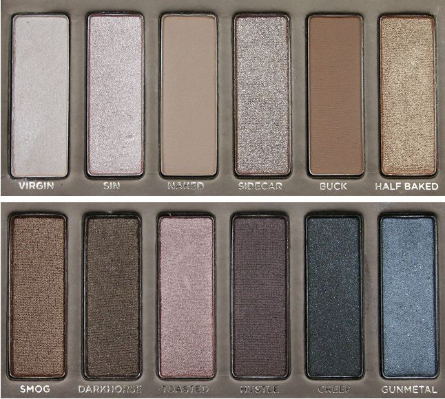 ud MUA Professional Heaven and Earth Eyeshadow Palette
