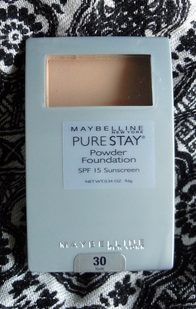 One of my all time favorite powder foundations from maybelline new