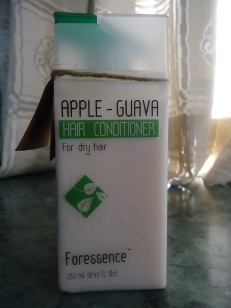 The Nature's Co Apple Guava Hair Conditioner Review
