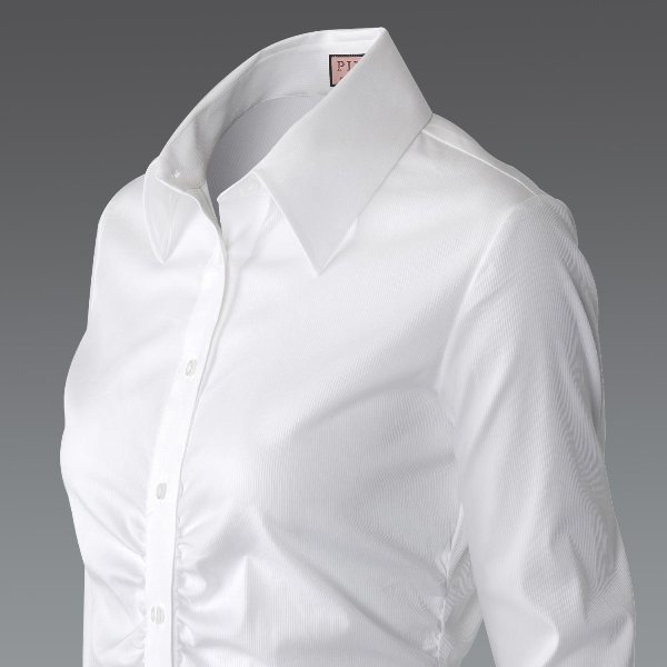 How to dress up for interview for White shirt for ladies