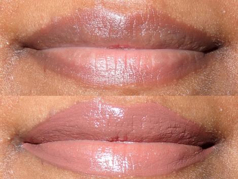 Chambor Glitzy Gloss Intense Shade 605: Review and swatches