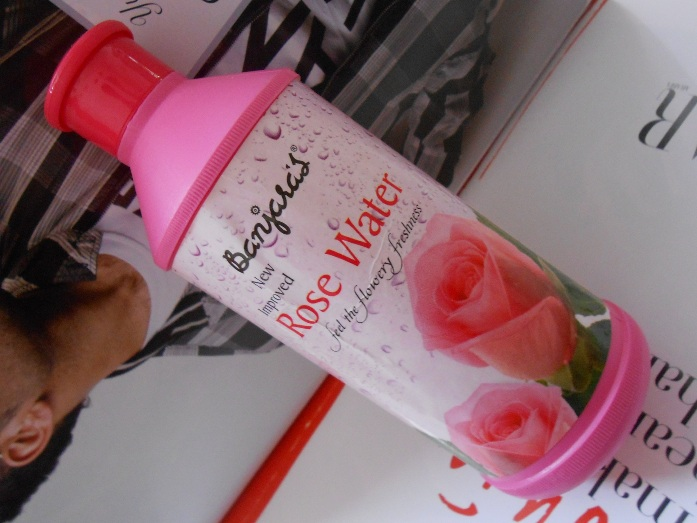Banjara's Rose Water Review