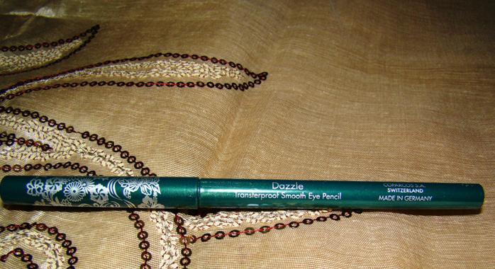 Chambor Dazzle Eyeliner Pencil 108 Jade