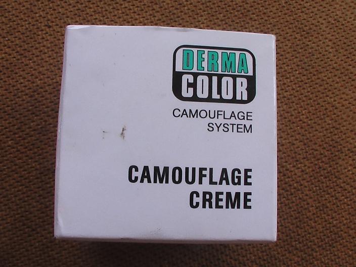 Camouflage Creme