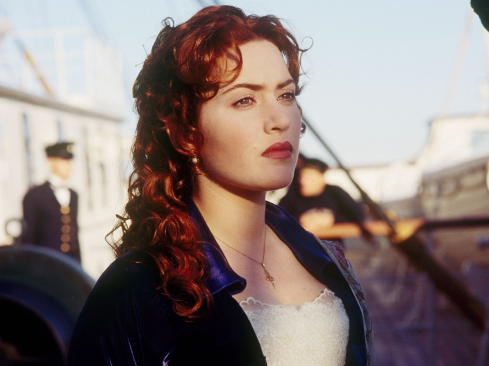 Kate Winslet ist Lippe...