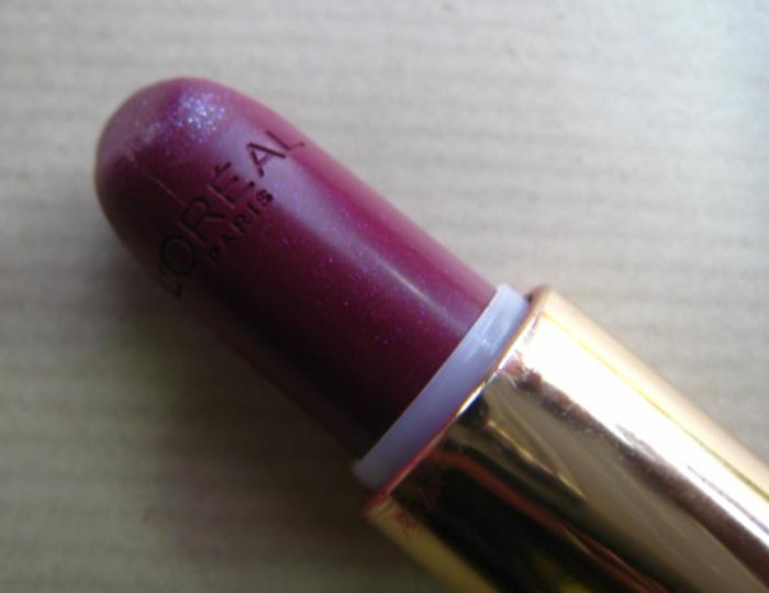 L'Oreal Color Riche Lipstick Plum Passion