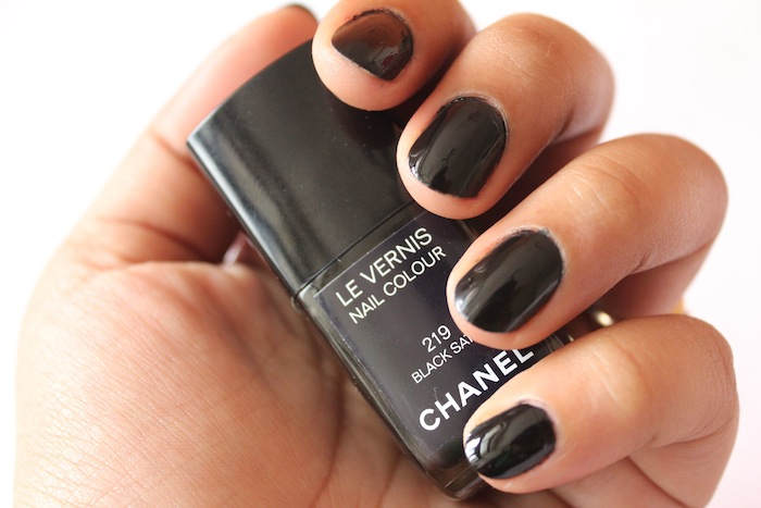 chane black satin All Chanel Nail Paints Photos, Swatches