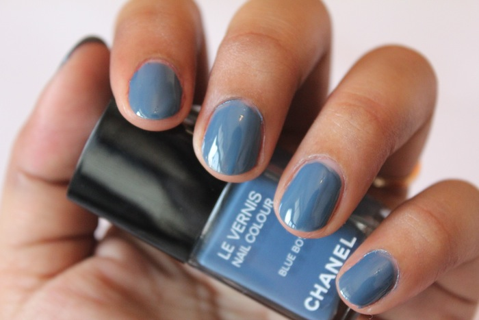 chanel blue boy nail polish