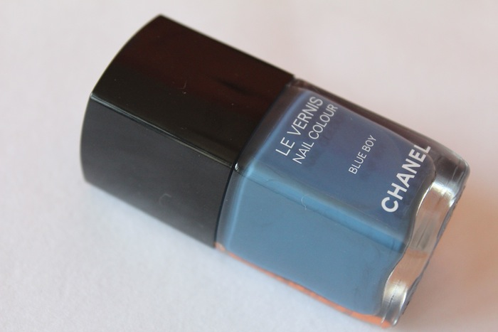 chanel blue boy All Chanel Nail Paints Photos, Swatches