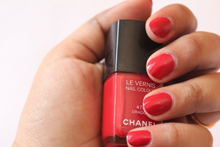 chanel dragon le vernis