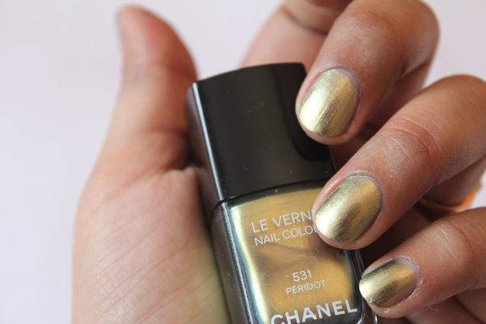 chanel peridot le vernis All Chanel Nail Paints Photos, Swatches