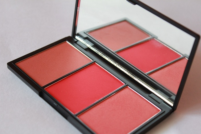 sleek blush by 3 flame review