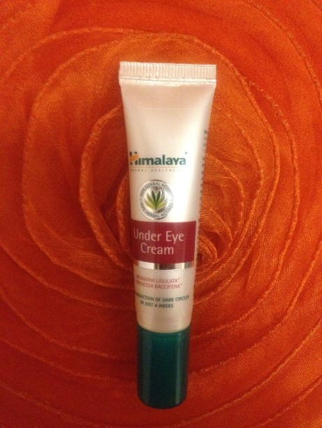Himalaya under eye cream