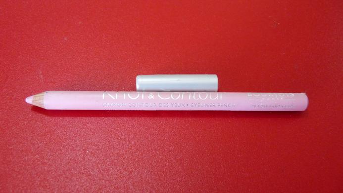 Bourjois Khol and Contour Eyeliner Pencil 08 Rose Fantaisiste